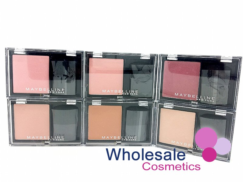 12 x Maybelline Expertwear Blush - ASSORTED