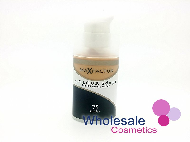 12 x Max Factor Colour Adapt Foundation - 75 Golden
