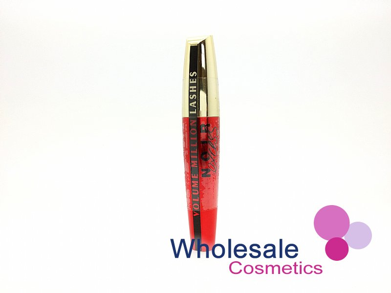 812557f85c1 12 x L'Oreal Volume Million Lashes Noir Excess Mascara - Extra Black VIEW.  12 ...