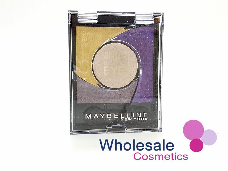24 x Maybelline Big Eyes Eyeshadow - 05 Luminious Purple
