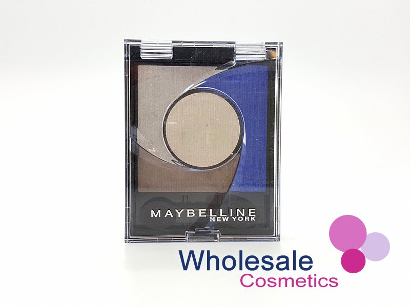 24 x Maybelline Big Eyes Eyeshadow - 04 Luminous Blue