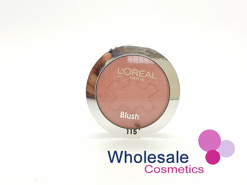 12 x L'Oreal True Match Blush - 115 True Rose