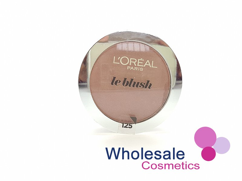 12 x L'Oreal True Match Blush - 125 Nude Pink