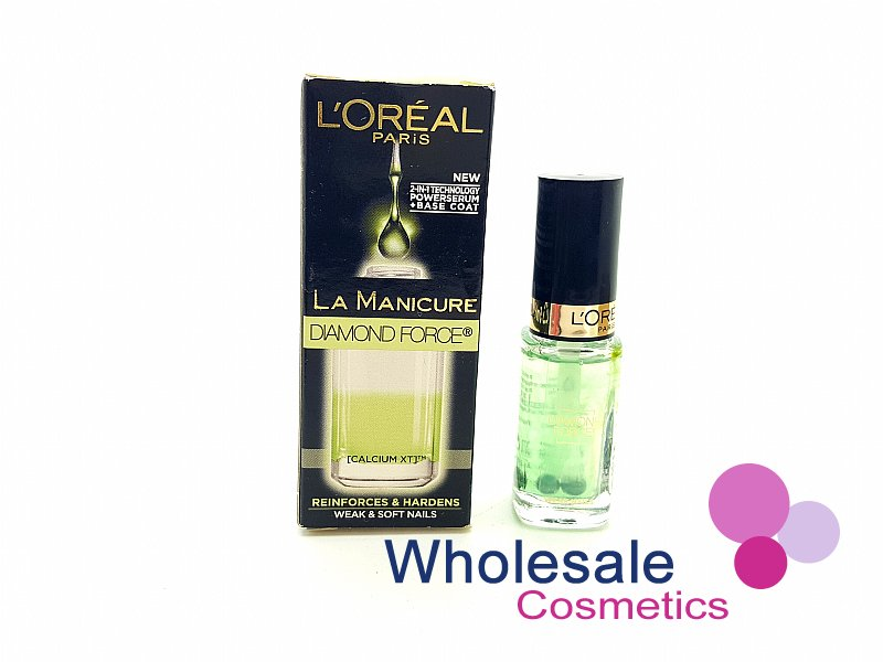 18 x L'Oreal La Manicure Diamond Force