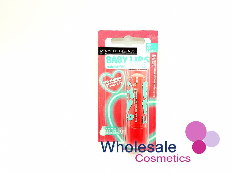 24 x Maybelline Baby Lips Lip Balm - Candy Kiss