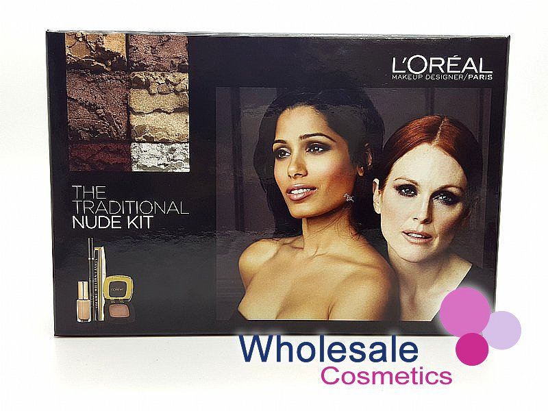 6 x L'Oreal The Traditional Nude Kit