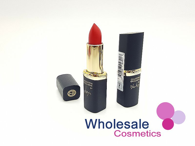 24 x L'Oreal Color Riche Collection Exclusive Lipsticks - Assorted