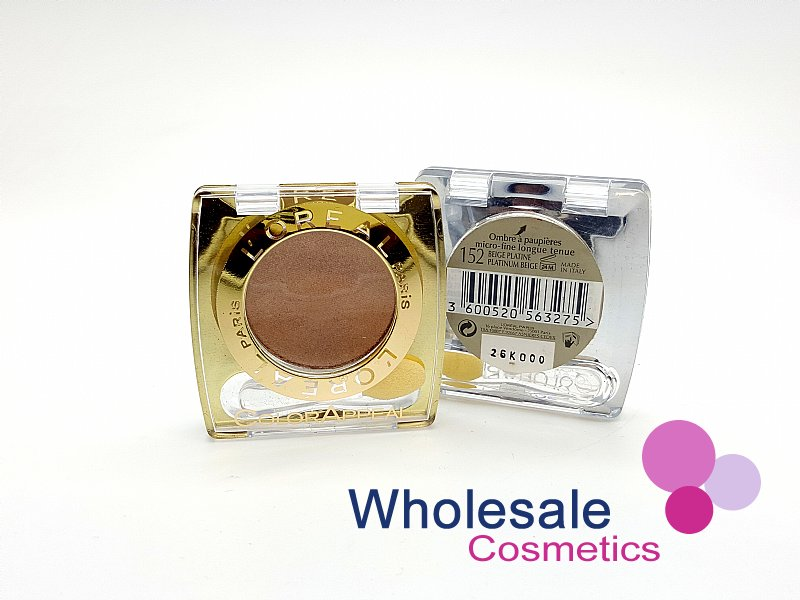 24 x L'Oreal Color Appeal Mono Eyeshadows - 152 Platinum Beige