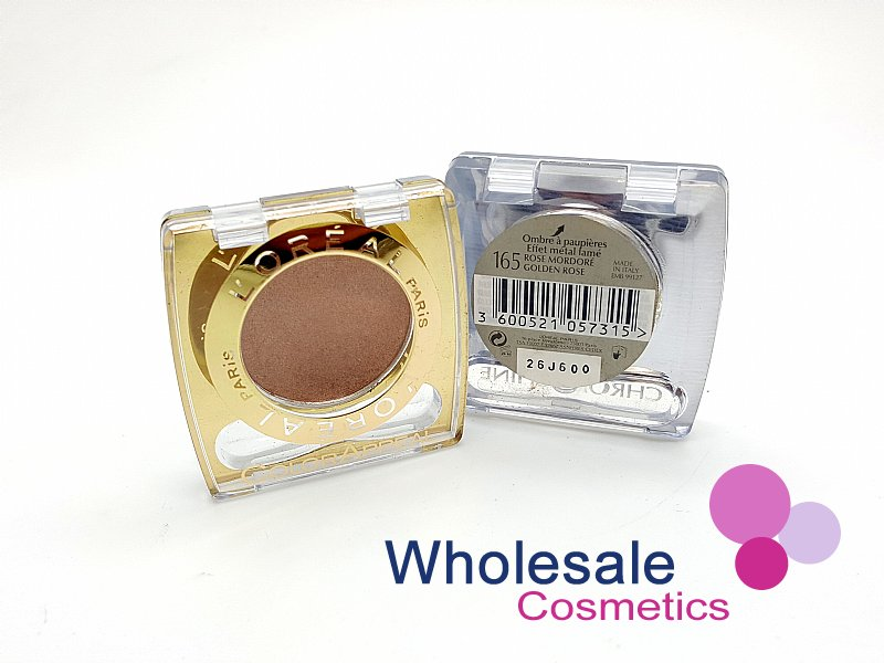 24 x L'Oreal Color Appeal Mono Eyeshadows - 165 Golden Rose