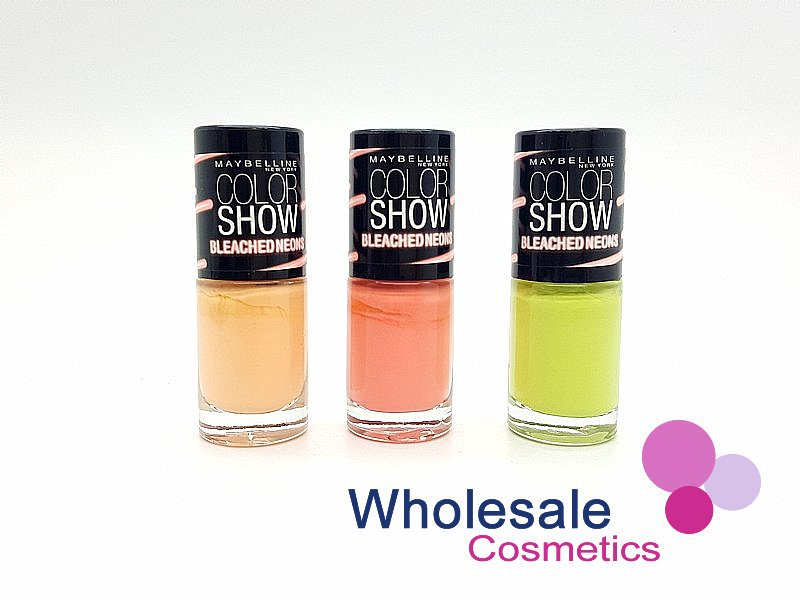 Wholesale Nail Polish - wholesale-cosmetics.co.uk