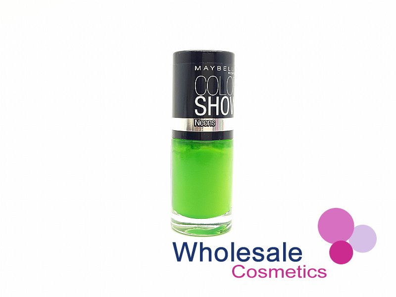 24 x Maybelline Colorshow Neons - 190 GREEN ZING