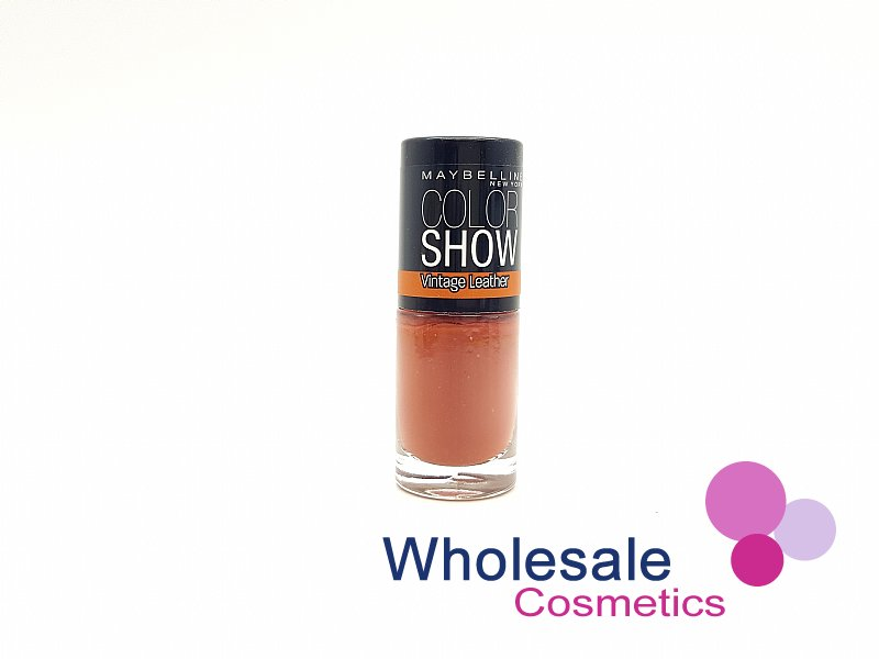 24 x Maybelline Colorshow Vintage Leather - 211 TANNED & READY