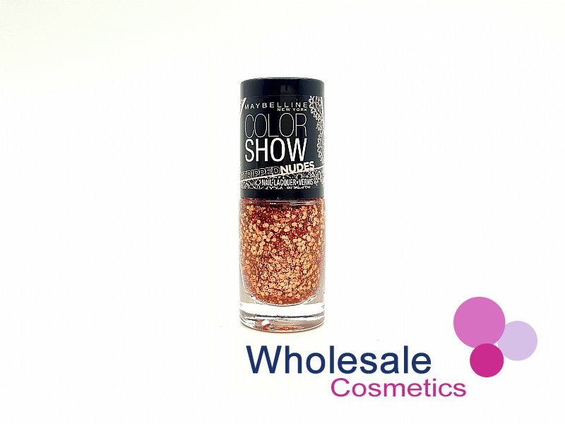 24 x Maybelline Colorshow Nudes - 229 BRONZE ME UP
