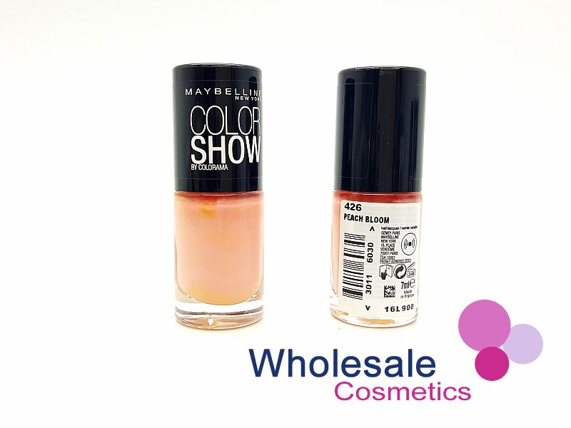 24 x Maybelline Colorshow By Colorama - 426 PEACH BLOOM