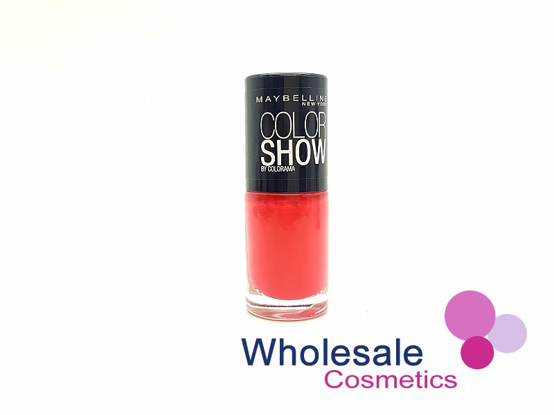 24 x Maybelline Colorshow By Colorama - 428 VIVID ROSE