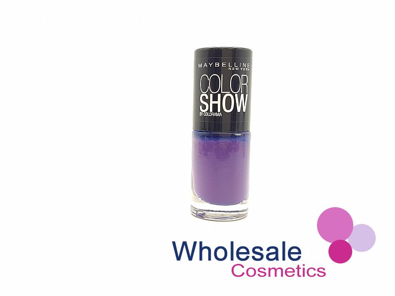 24 x Maybelline Colorshow By Colorama - 429 ORCHID VIOLET