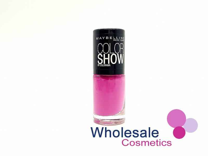 24 x Maybelline Colorshow By Colorama - 427 FUCHSIA PETAL