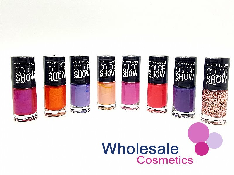 24 x Maybelline Colorshow By Colorama ASSORTED