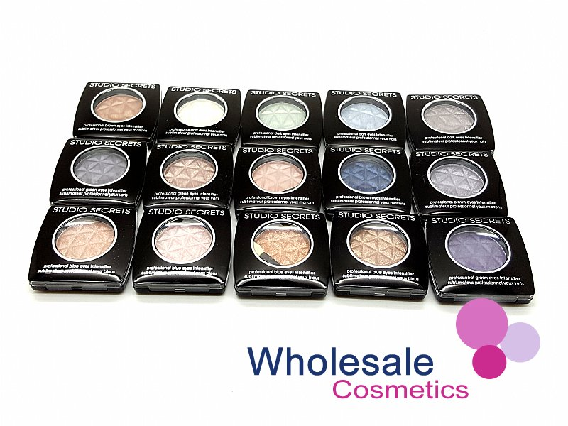 12 x L'Oreal Paris Studio Secrets Eye Intensifier Eye Shadow - No.511