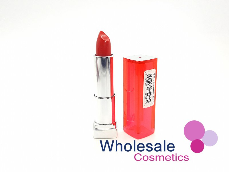 24 x Maybelline Colour Sensational Lipstick - 916 Neon Red