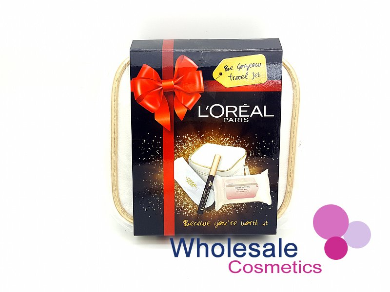 6 X L'Oreal Be Gorgeous Travel Set