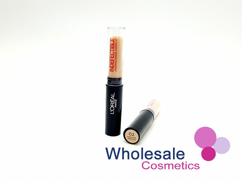 24 x L'Oreal Indefectible Concealer - 02 Porcelain