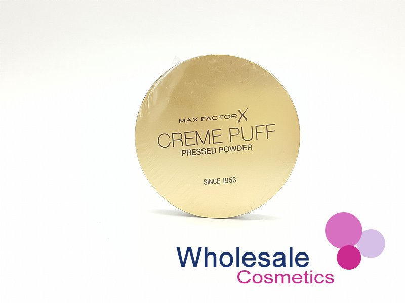 24 x Max Factor Creme Puff Powder Compact - ASSORTED
