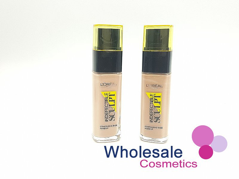12 x L'Oreal Infallible Sculpt Contouring Base Foundation - ASSORTED