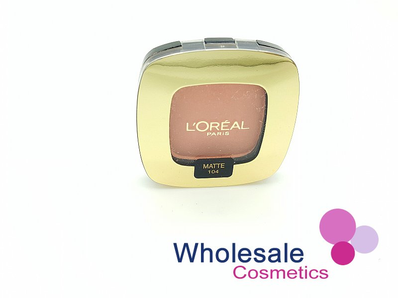24 x L'Oreal Color Riche L'Ombre Pure Eyeshadow - No.104