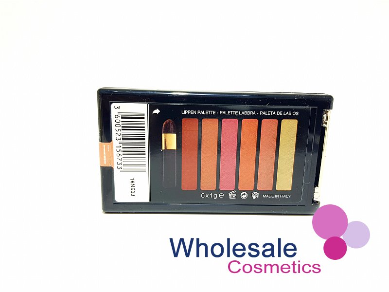 12 x L'Oreal Color Riche La Palette Gold Case Lips - Nude
