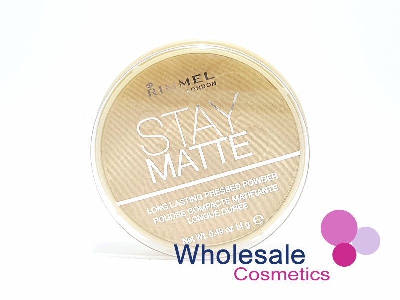 15 x Rimmel Stay Matte Pressed Powder Foundation