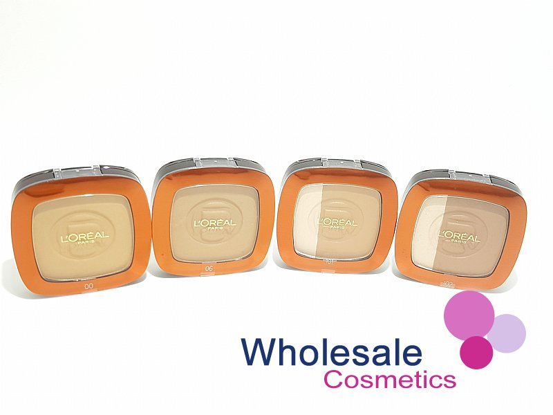 12 x L'Oreal Glam Bronze Bronzing Powder Compact - ASSORTED