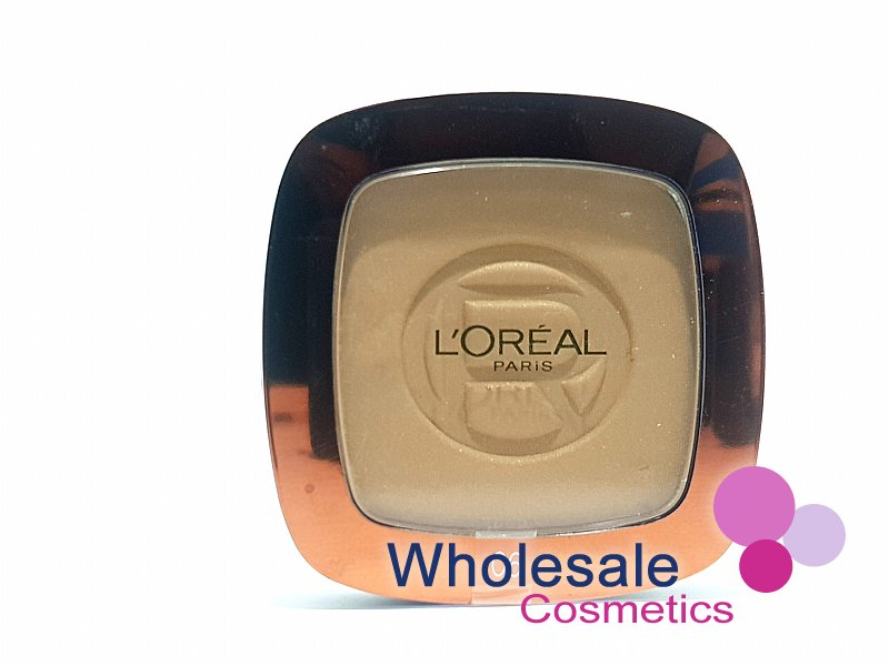 12 x L'Oreal Glam Bronze Bronzing Powder Compact - 06 Golden Bronze