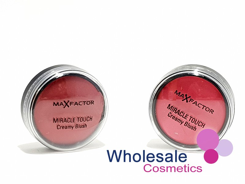 18 x Max Factor Miracle Touch Creamy Blush - ASSORTED