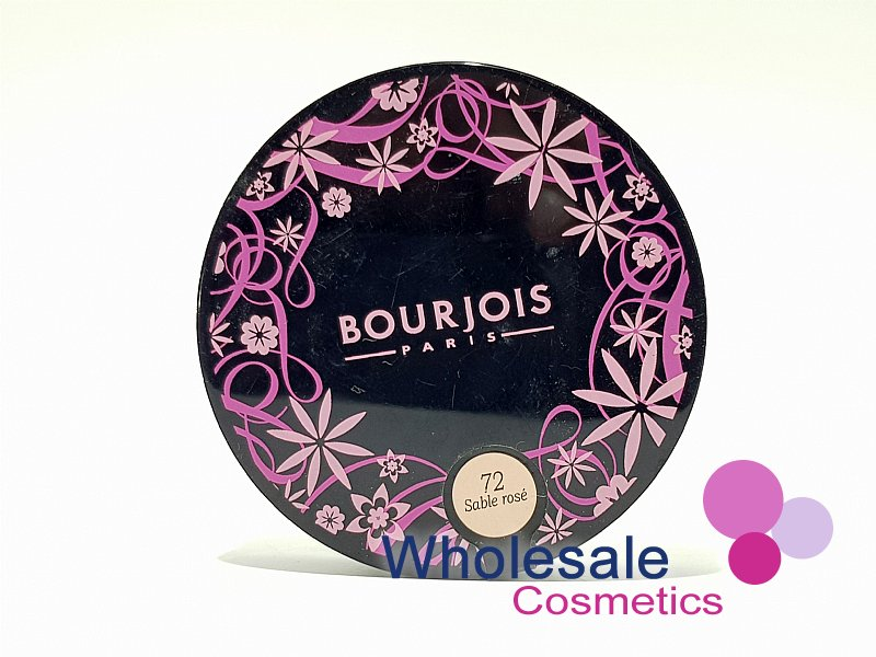 12 x Bourjois Compact Powder Foundation - 72 Sable Rose