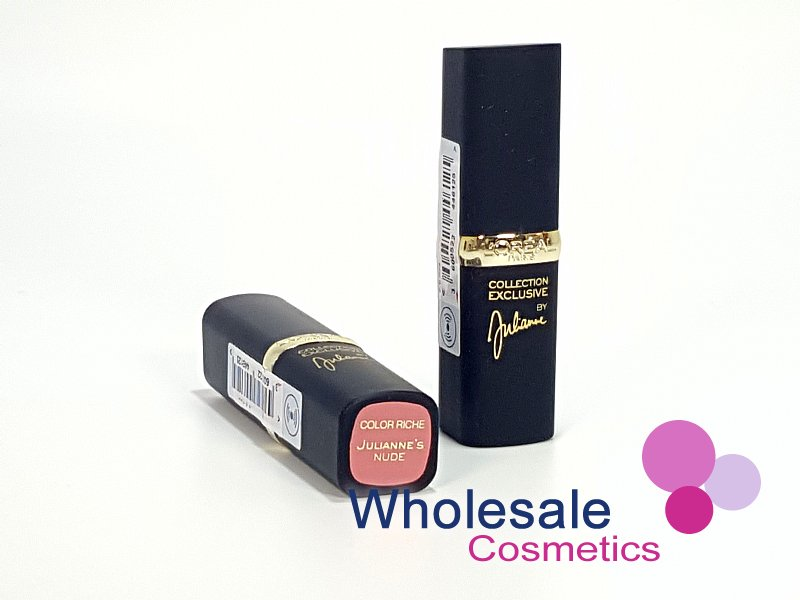 24 x L'Oreal Color Riche Collection Exclusive Lipsticks - Julianne's Nude