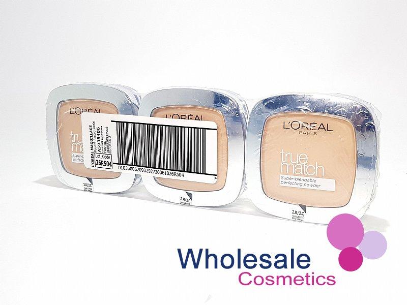 Wholesale Cosmetics - 12 x L'Oreal True Match Super..