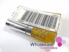 24 x L'Oreal Glam Shine Fresh & Reflexion Lip Gloss - 601 AQUA LEMON TONIC