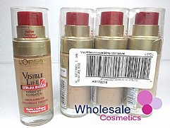 18 x L'Oreal Visible Lift Serum Inside Pump Foundation - 150 Rosy Natural