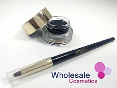 24 x L'Oreal Superliner Gel Intenza Eyeliner - 02 GOLDEN BLACK
