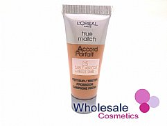36 x L'Oreal True Match C5 Apricot Sand Foundation - 10ml Tester