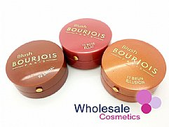 24 x Bourjois Little Round Pot Blushers - ASSORTED