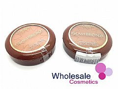 12 x L'Oreal Glam Bronze Bronzing Powder Compact - Clearance