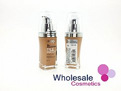 15 x L'Oreal True Match Foundation SPF17 (30 ml) - W7 Golden Amber