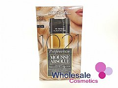 12 x L'Oreal Preference Mousse Absolue - No.1021