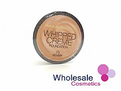 15 x Max Factor Whipped Creme Foundation - 75 Golden