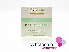6 x L'Oreal Hydra Fresh All Day Hydration Cream 50ml