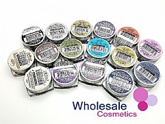 30 x L'Oreal Color Infallible Eyes 24Hr Powder Eyeshadow - ASSORTED