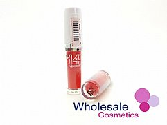 24 x Maybelline Superstay 14HR Lipstick - 430 Stay With Me Coral