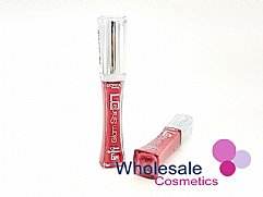 12 x L'Oreal Glam Shine Lip Gloss 6hrs Brilliance - 102 Always Pink